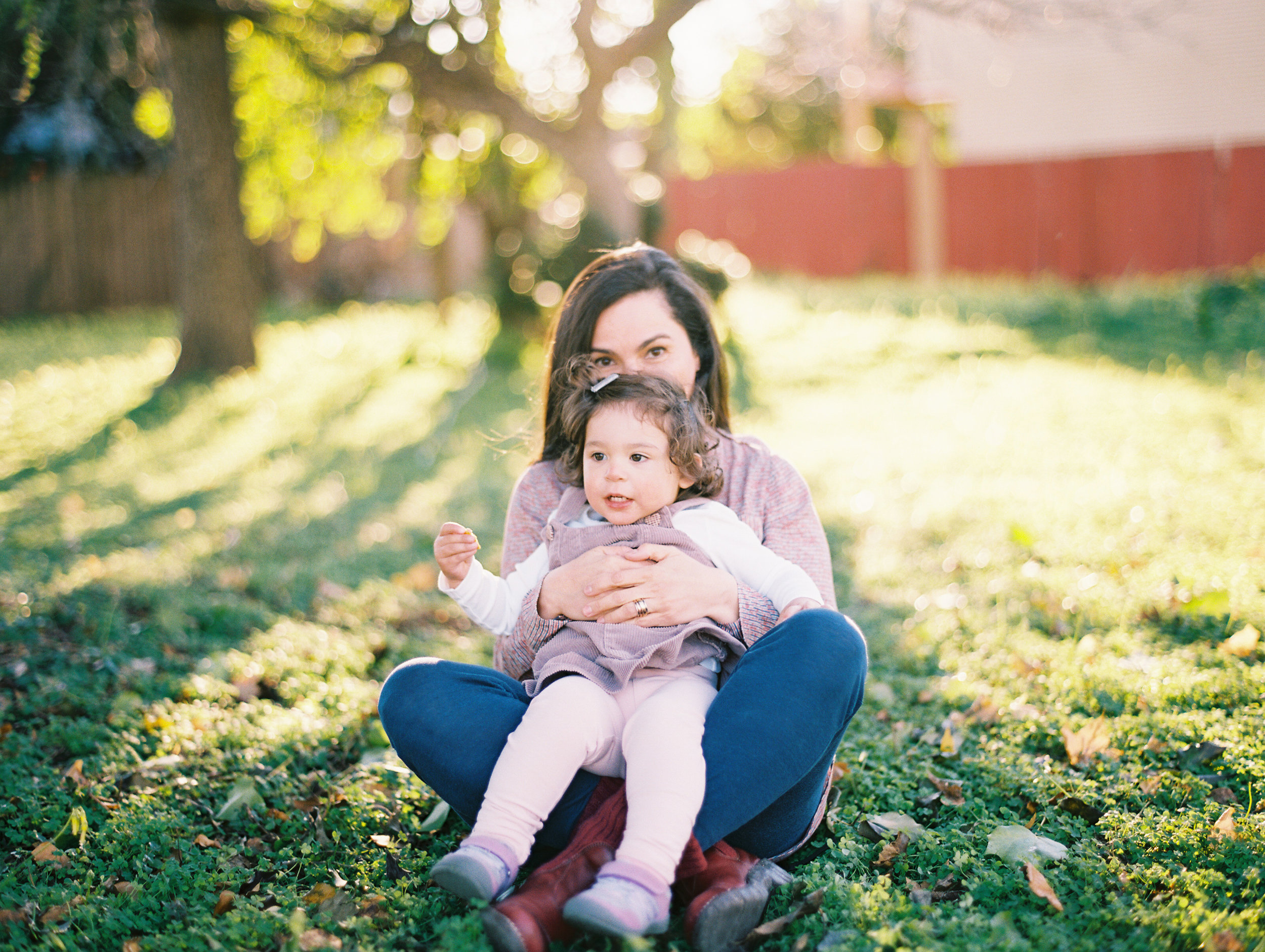 Beautiful family session in Sacramento by Rachel Sima Photography