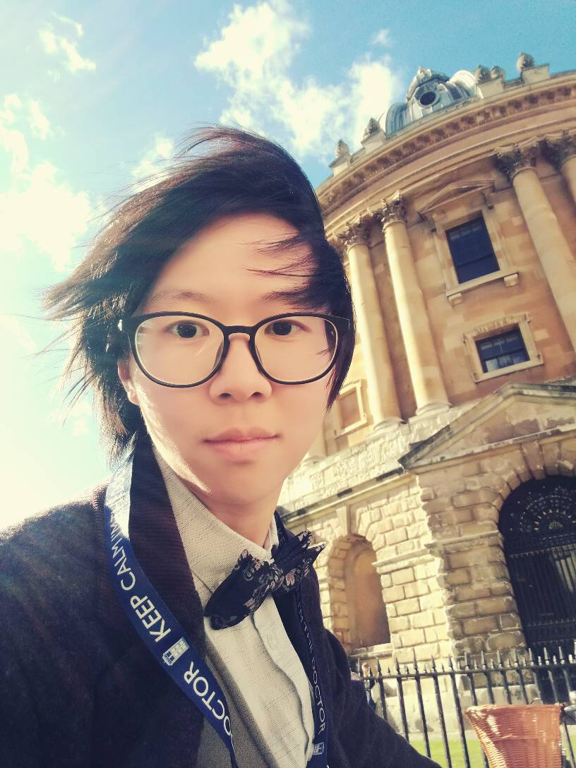 - Current DPhil student at Oxford university, researching werewolves in medieval Icelandic literature. Also, a knower of cats...Follow her on Twitter @minjie_su