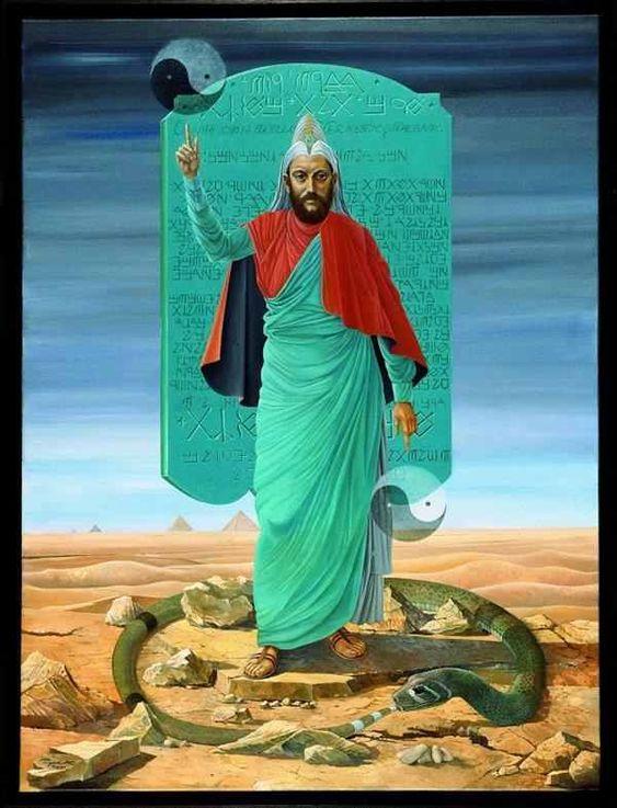 The Seven Principles of Hermes Hermes Trismegistus The Emerald Tablet via http://illuminatizeitgeist.tumblr.com