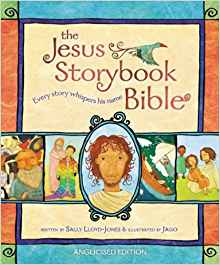 Copy of The Jesus Storybook Bible by Sally Lloyd-Jones