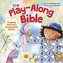 Copy of Play Along Bible by Bob Hartman