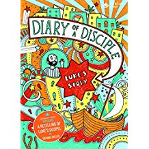 Copy of Diary of a Disciple: Luke's Story by Gemma Willis