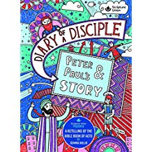 Copy of Diary of a Disciple: Peter and Paul's Story by Gemma Willis