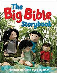 Copy of The Big Bible Storybook by Maggie Barfield