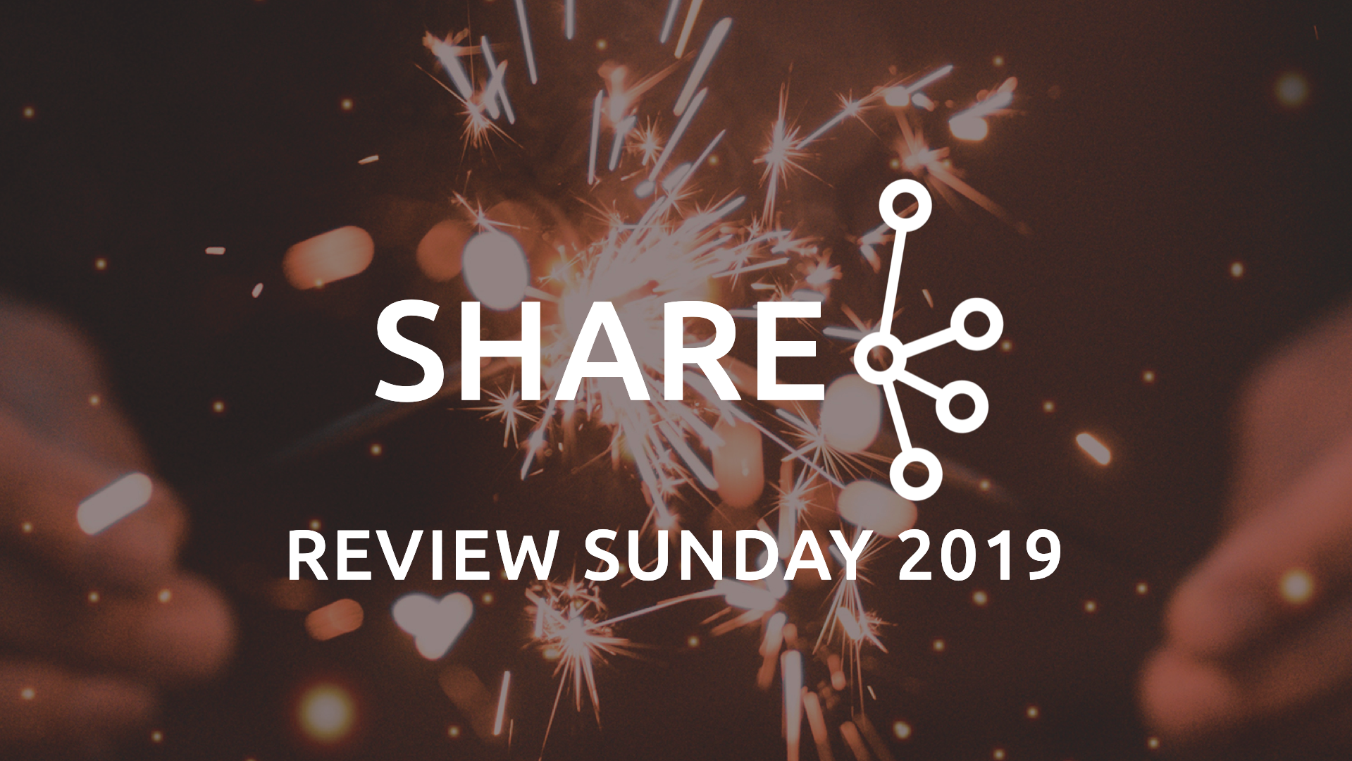 It was so good to hear about all the exciting things God has been doing amongst us in this year of 'Share'. It was a day of celebration and thanksgiving and we're expectant for all that God is going to continue doing.