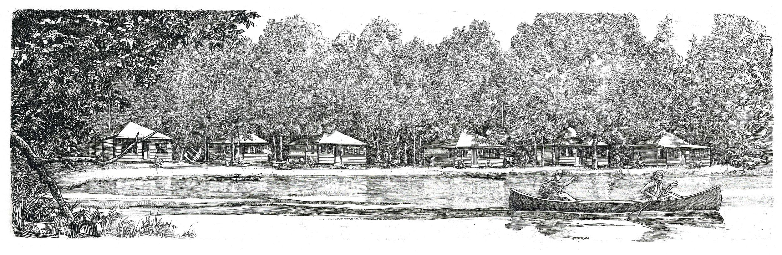 The Little Bay ,Jordan's Cottages (2018)