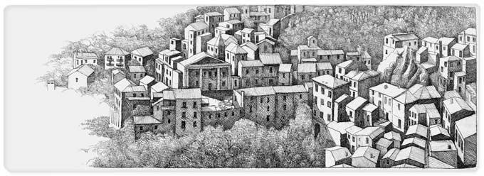 Castelmezzano, Basilicata (2001)