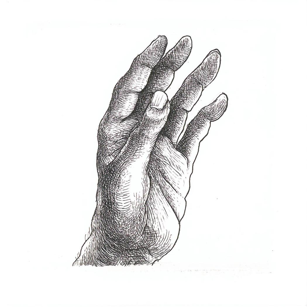 Hand study 2 (2019)