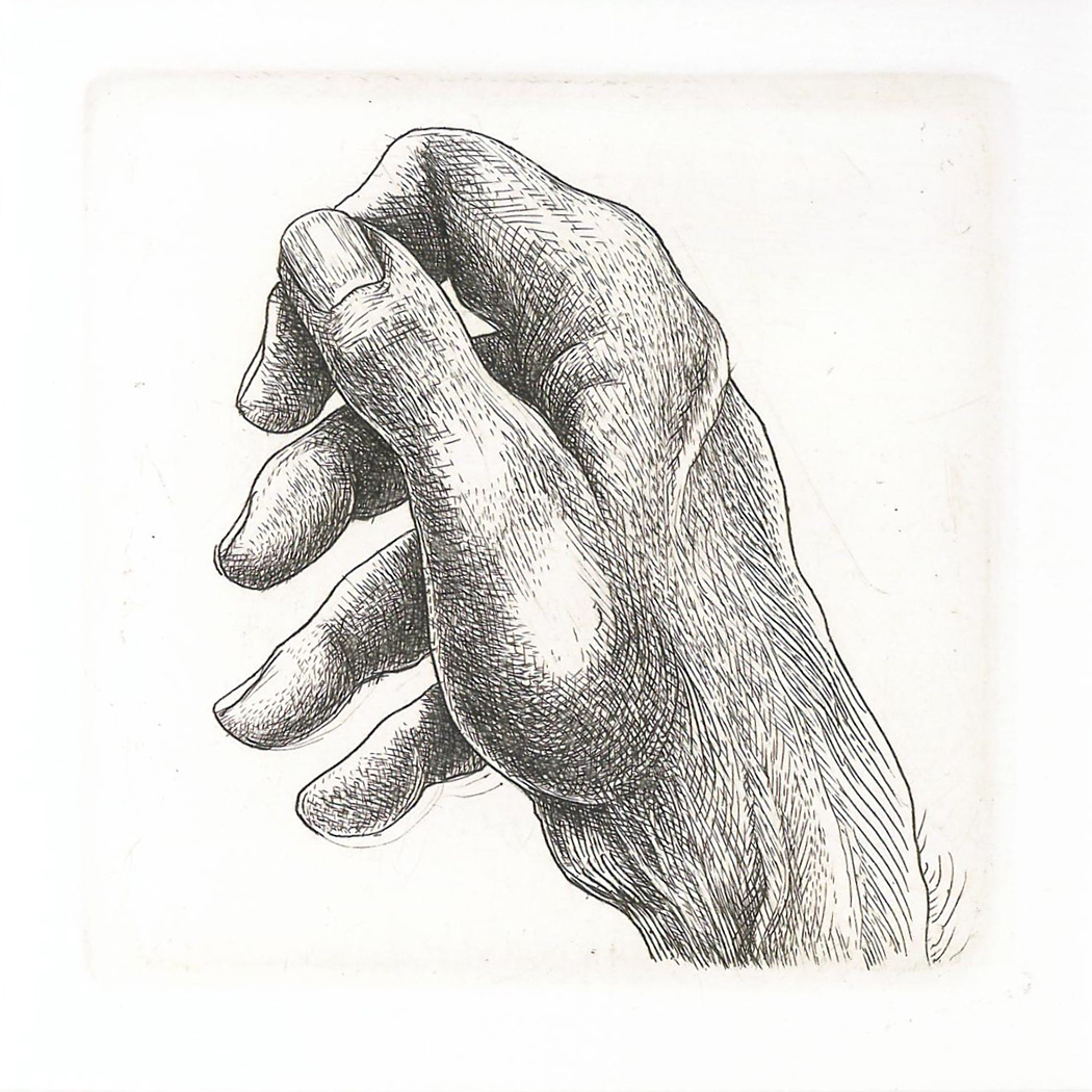 Hand study 3 (2019)