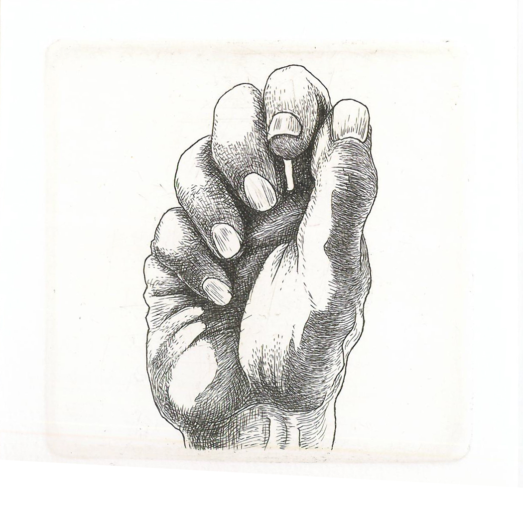 Hand study 4 (2019)