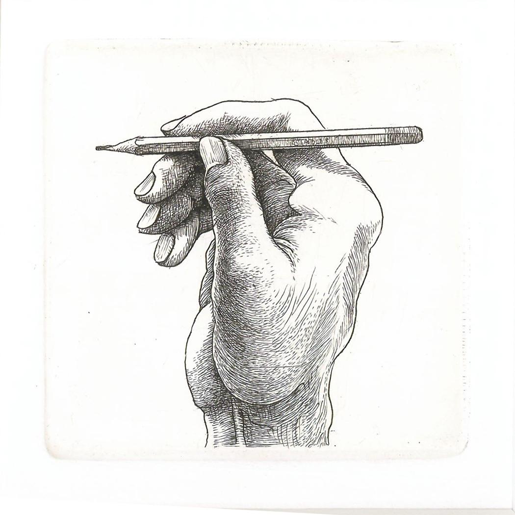 Hand study 5 (2019)