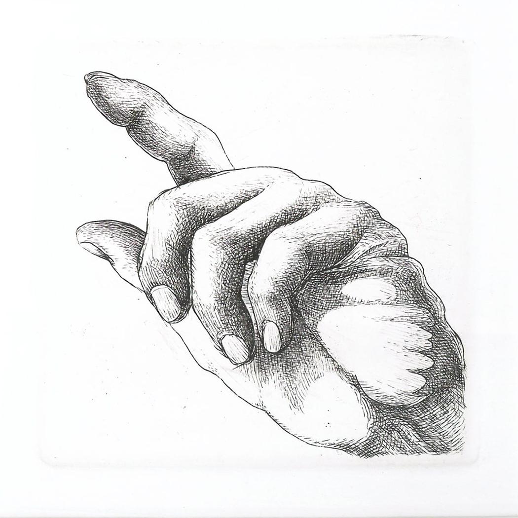 Hand study 6 (2019)
