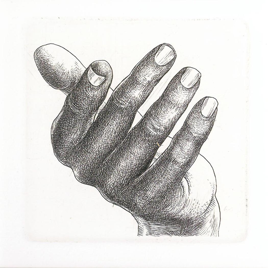 Hand study 7 (2019)