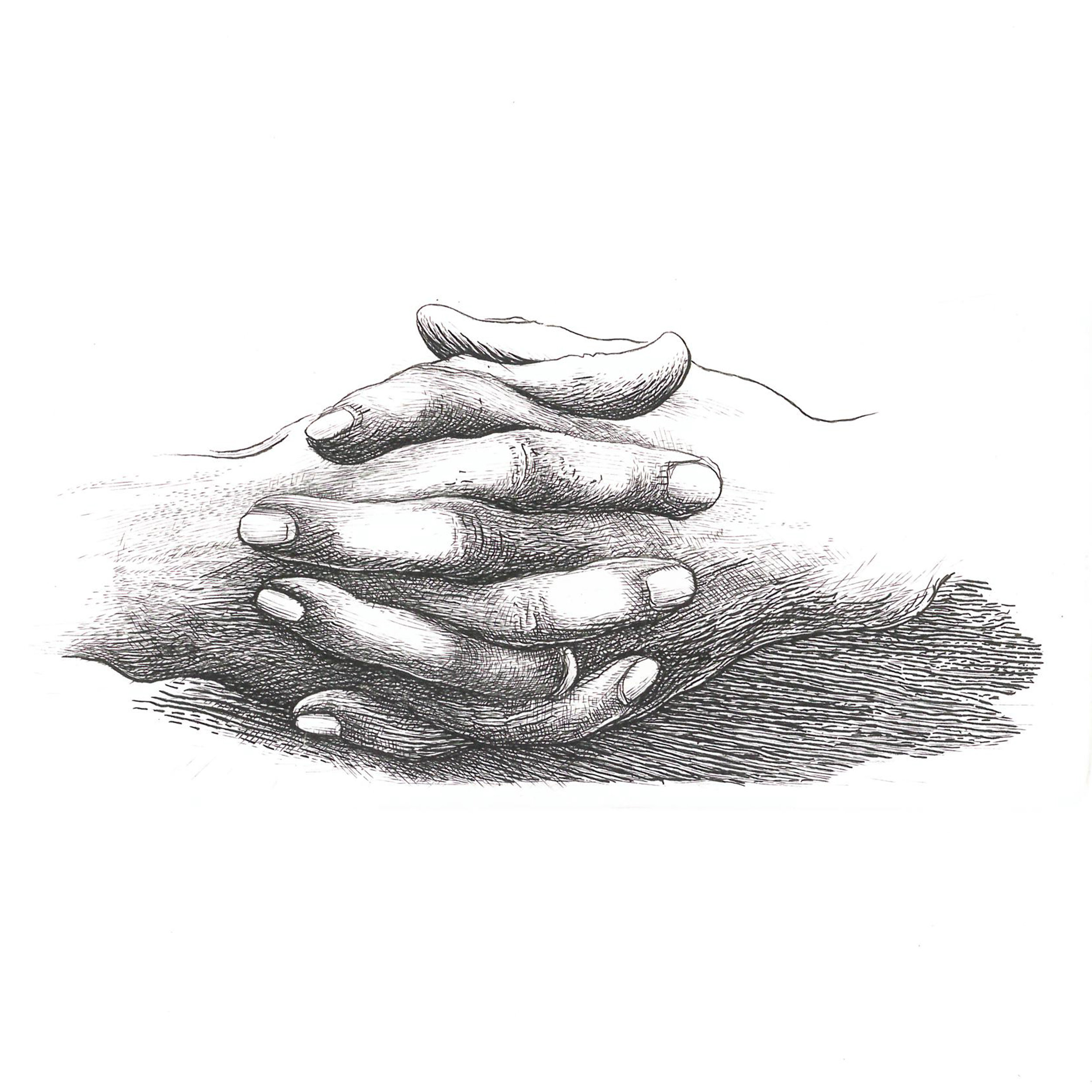 Clasped Hands (2019)