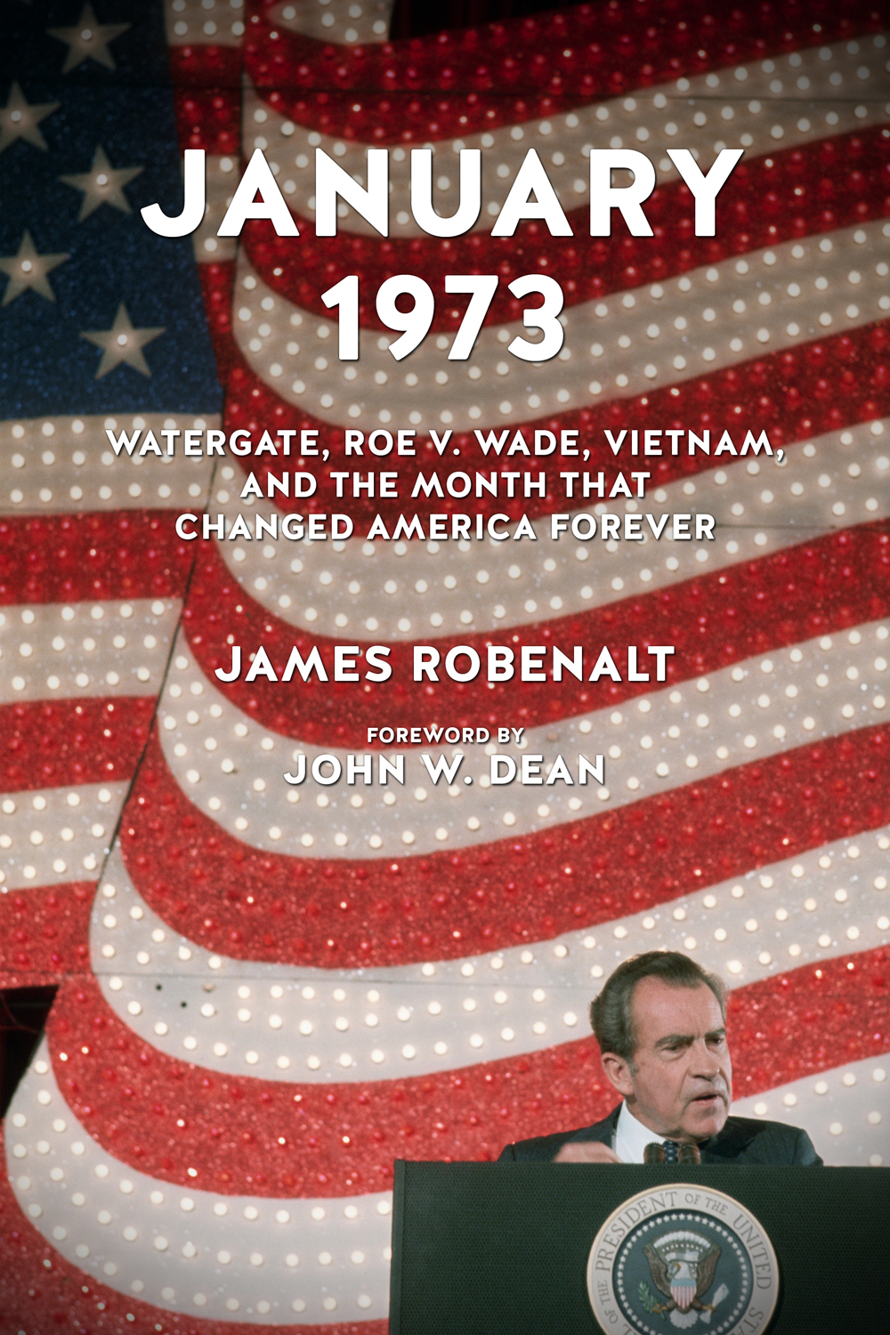 Which led to this book in 2015. Here is the website for   January 1973