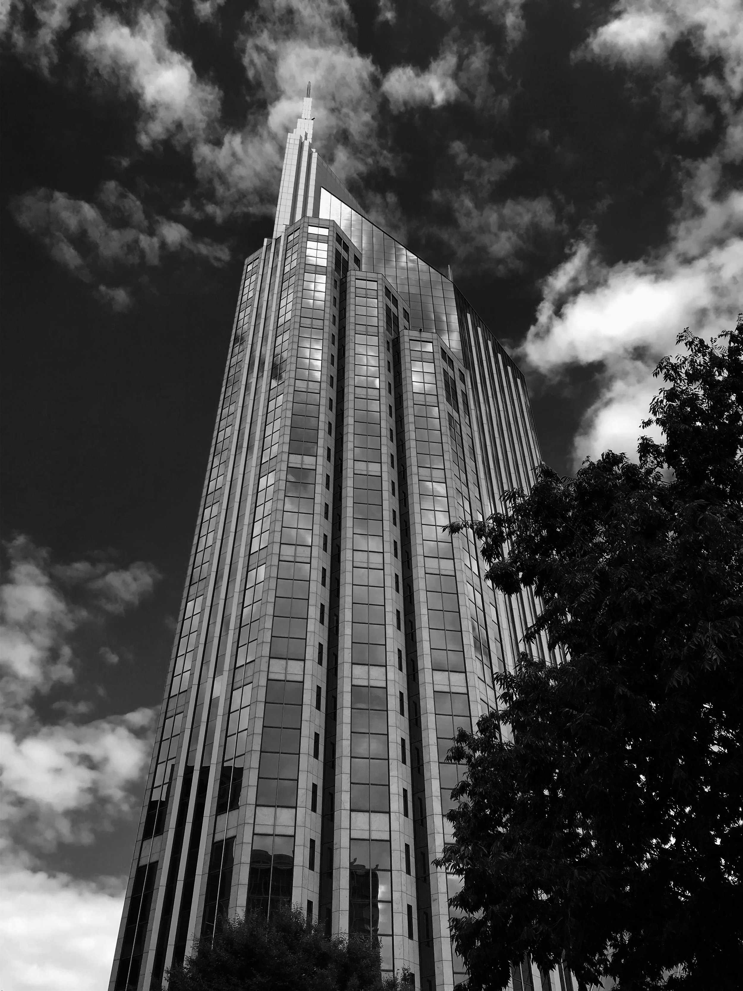AT&T or The Bat Building