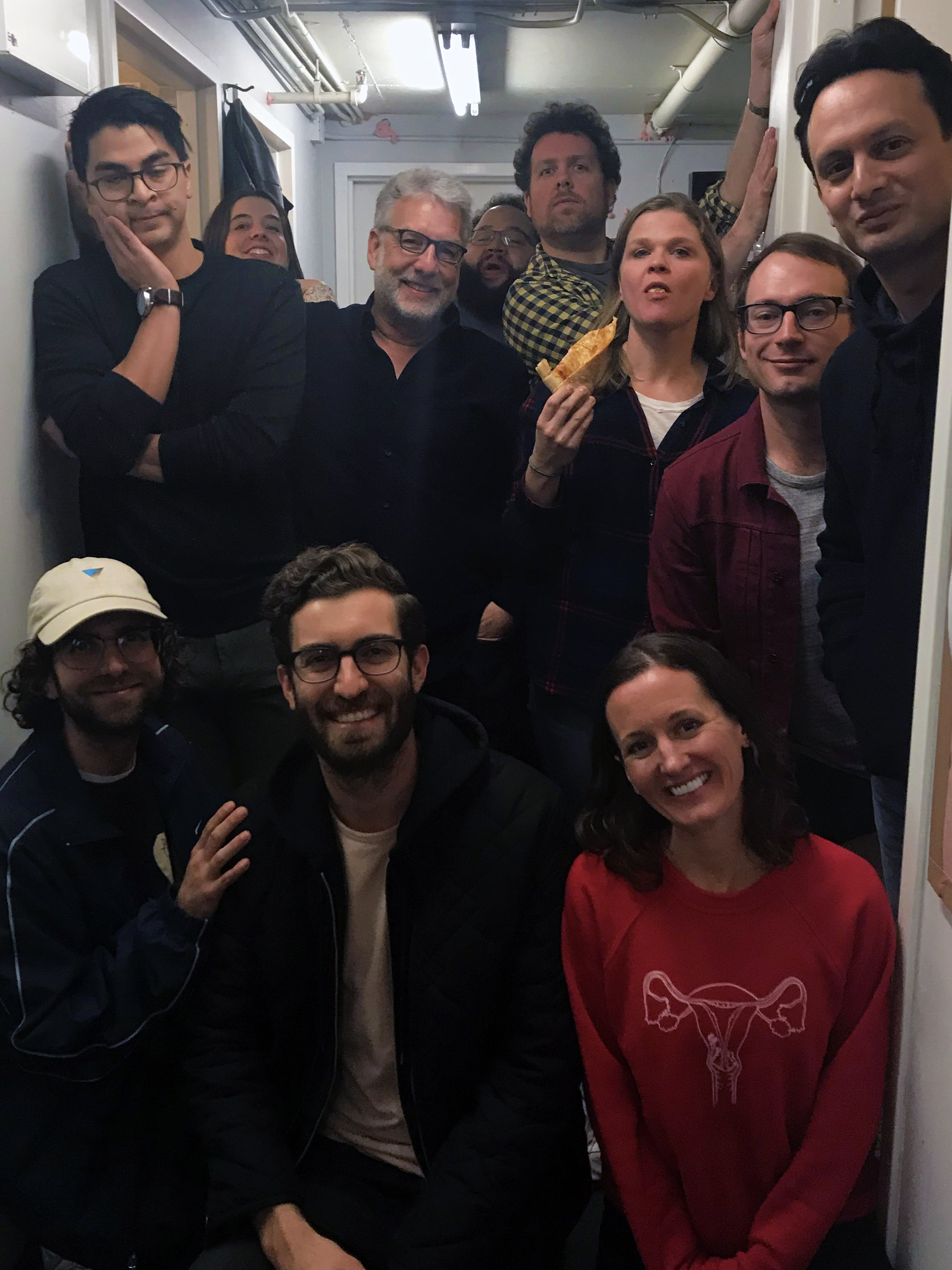 Monologists: Kyle Mooney, Dave McCary, Marc Summers