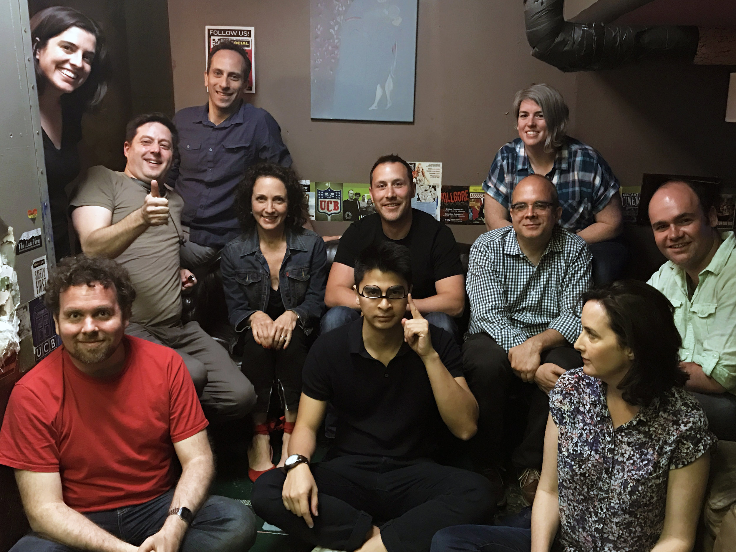 Monologists: Bebe Neuwirth, Mike Carlsen