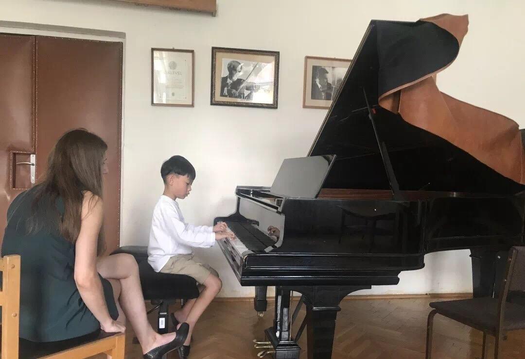 2018 個別鋼琴大師課
