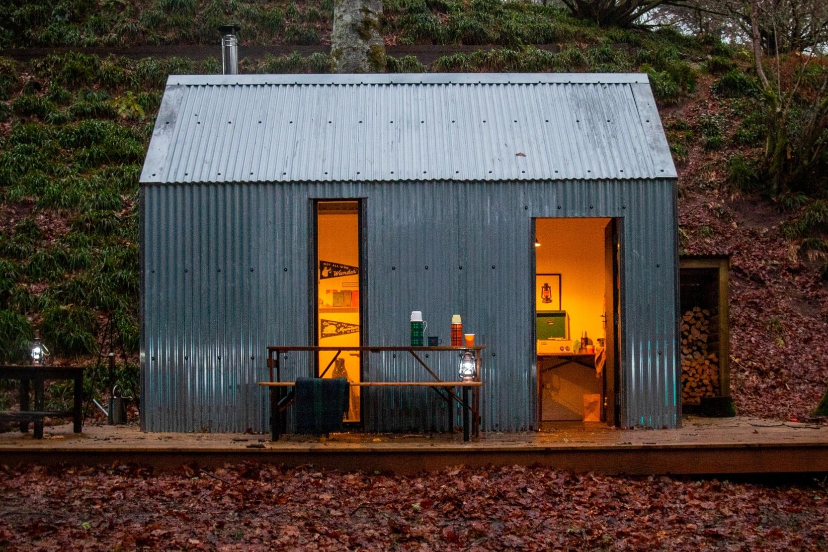 Glen Dye - North Lodge