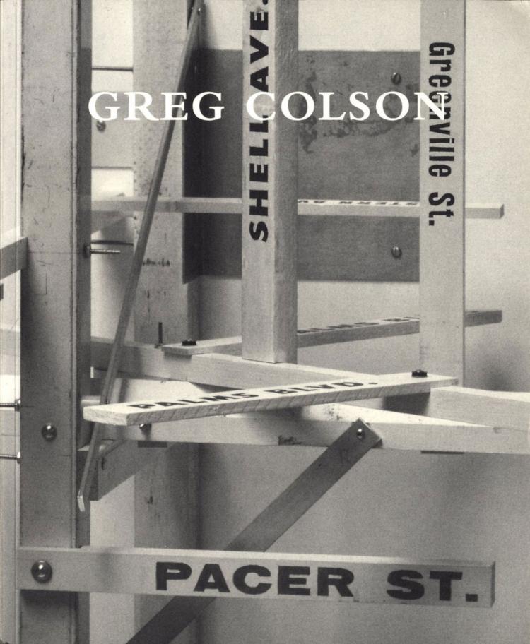 Greg Colson, 1999