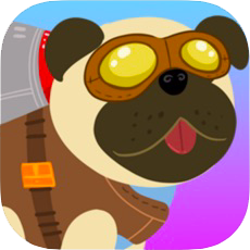 Puggo:  Free on  Apple  &  Android