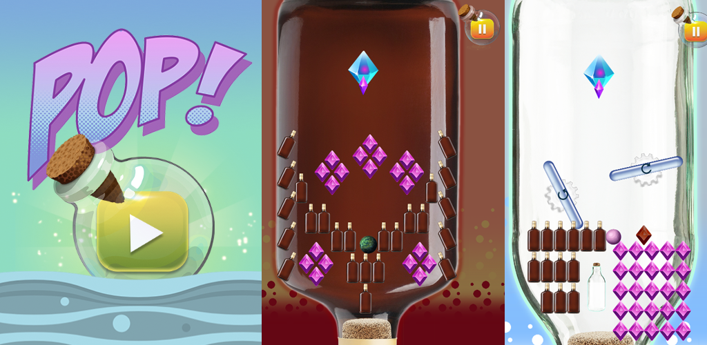 Pop The Cork - Available on  Android  for FREE