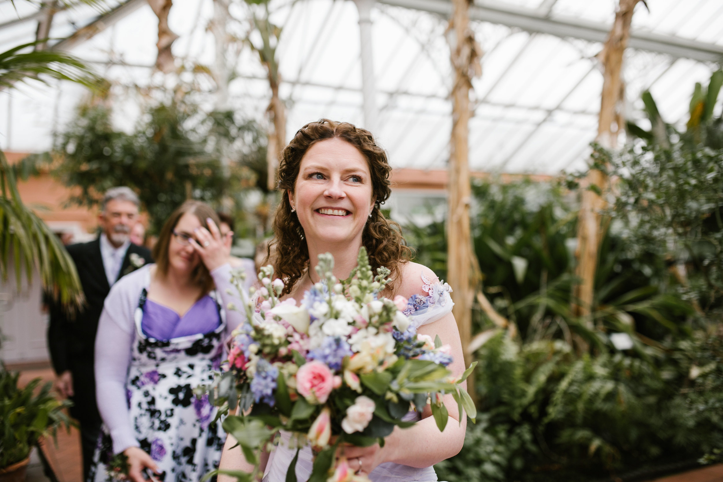 Botanical Gardens Birmingham, botanical gardens wedding, birmingham wedding photographer, purple wedding dress-19.jpg