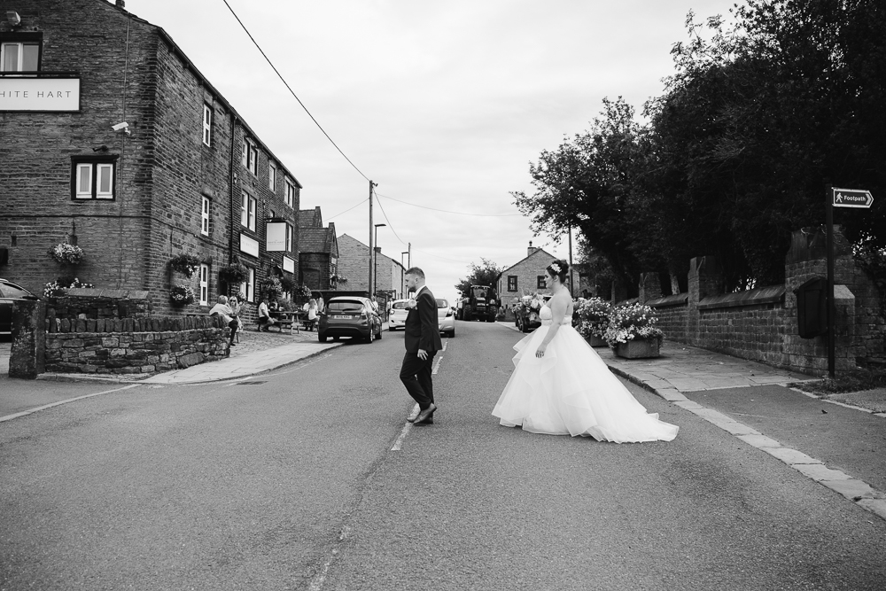 The White Hart Inn, Manchester Wedding Photographer, Danielle Victoria Photography-125.jpg
