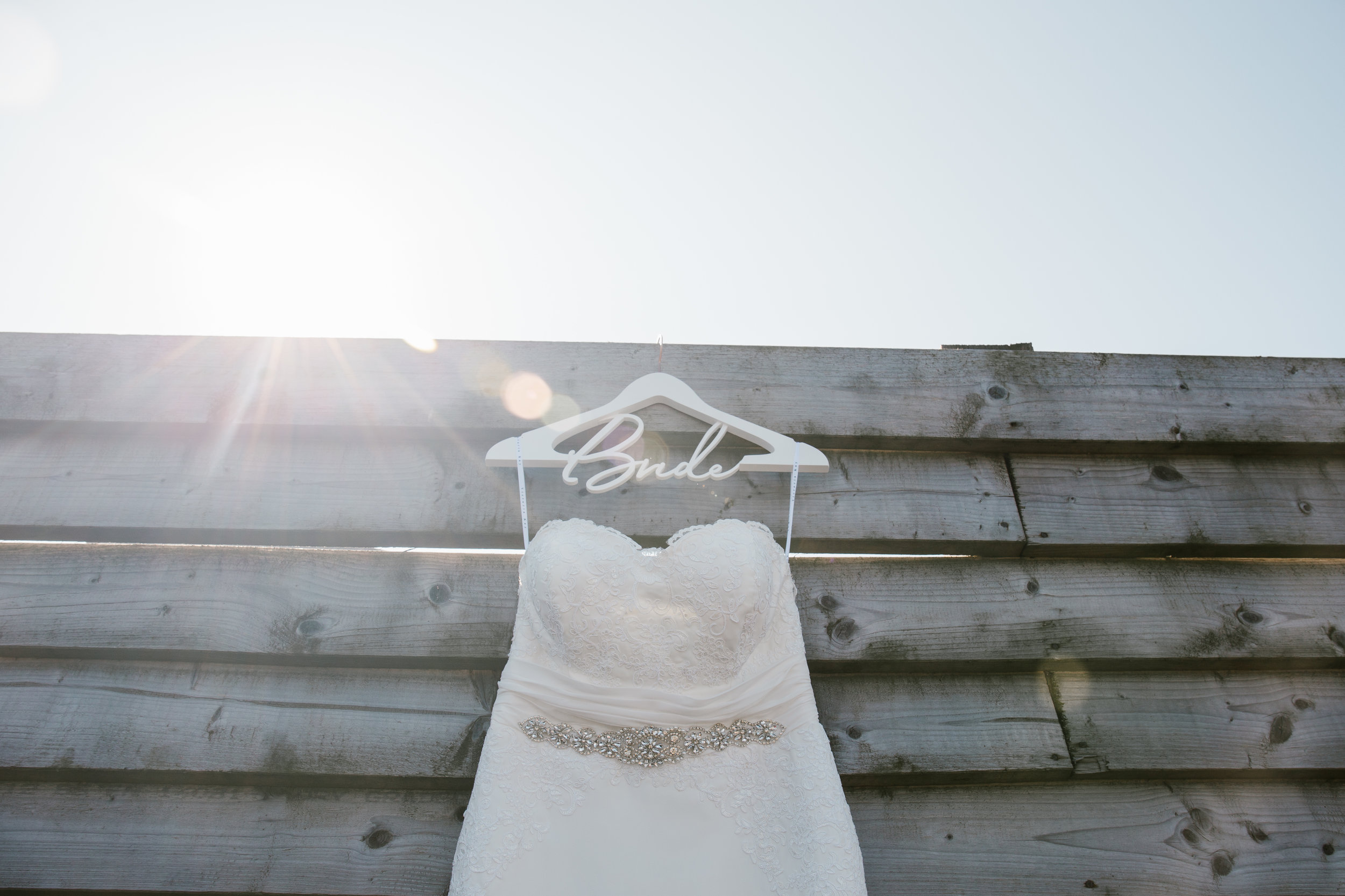 detail photograph of bridal gown at aston marina Staffordshire wedding photography
