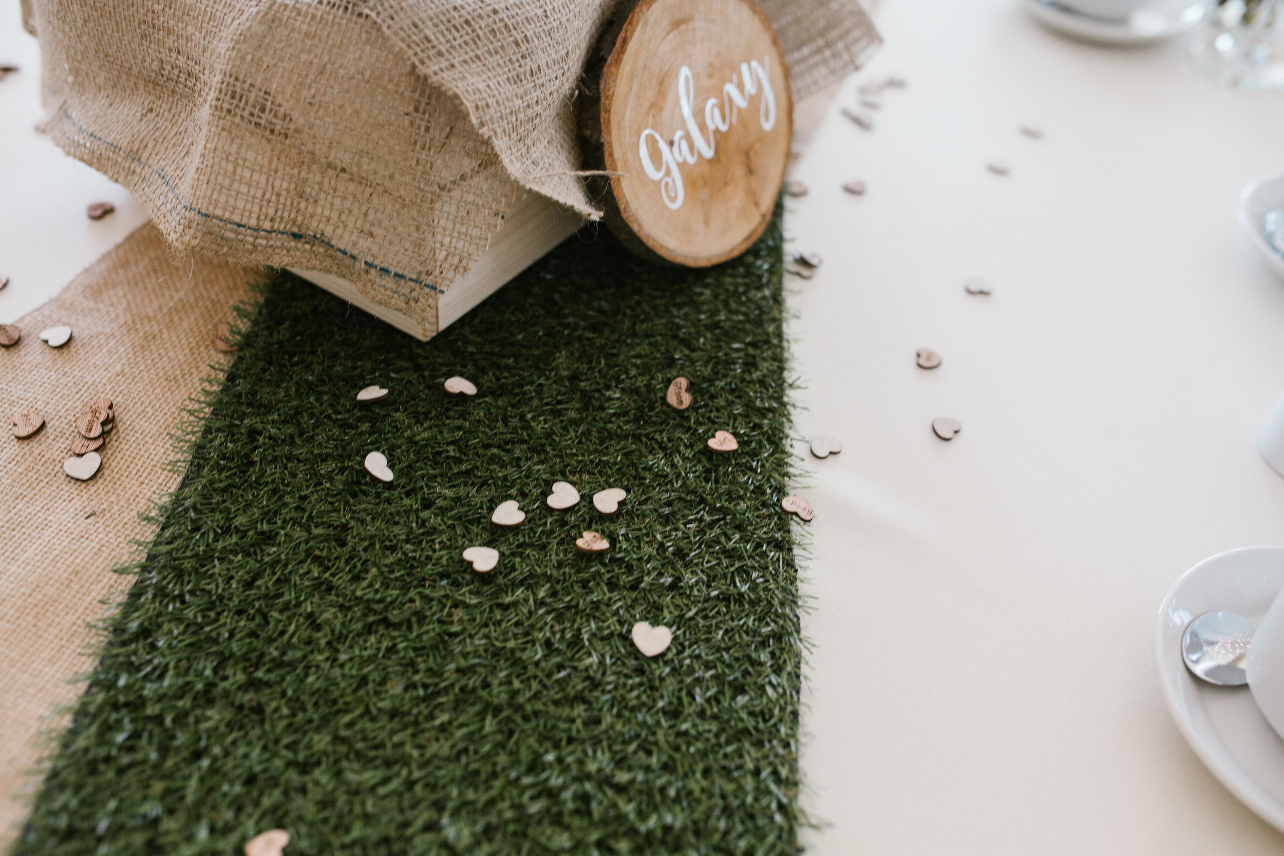 wedding details of wedding table inspiration