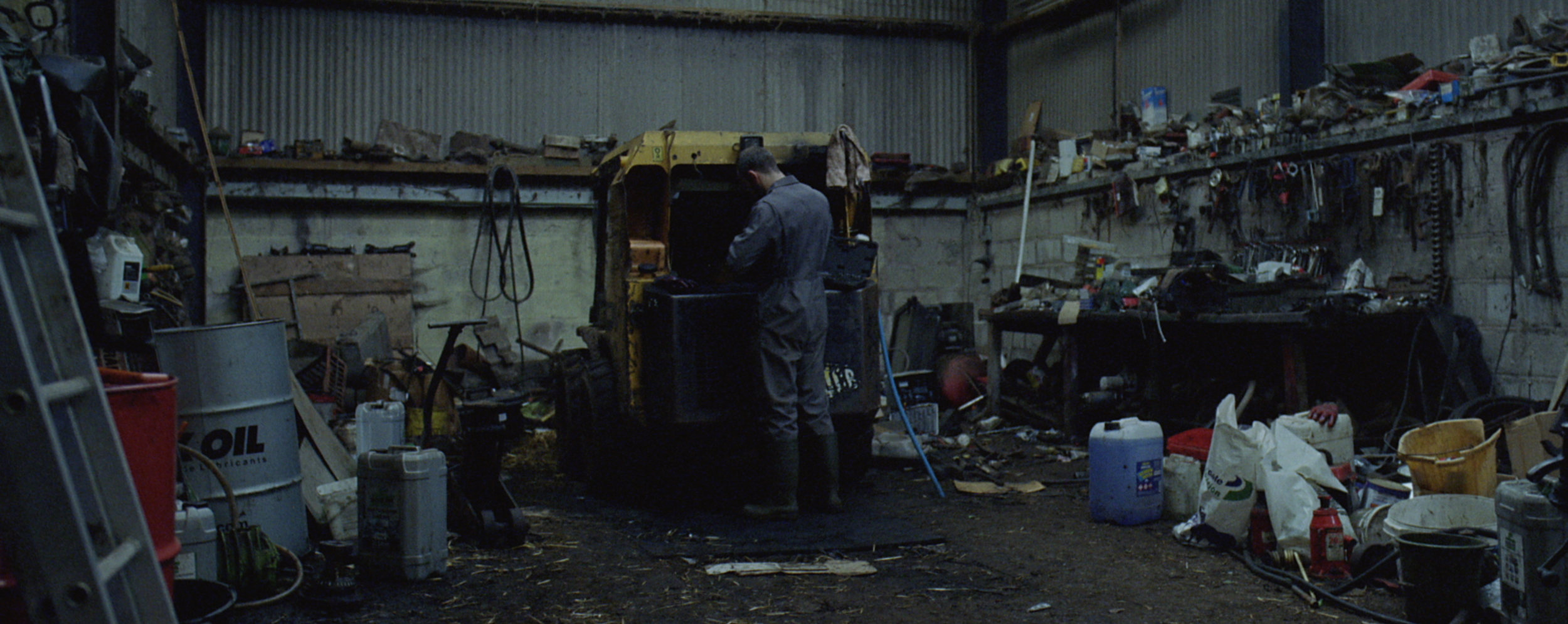 Film still from  Landline