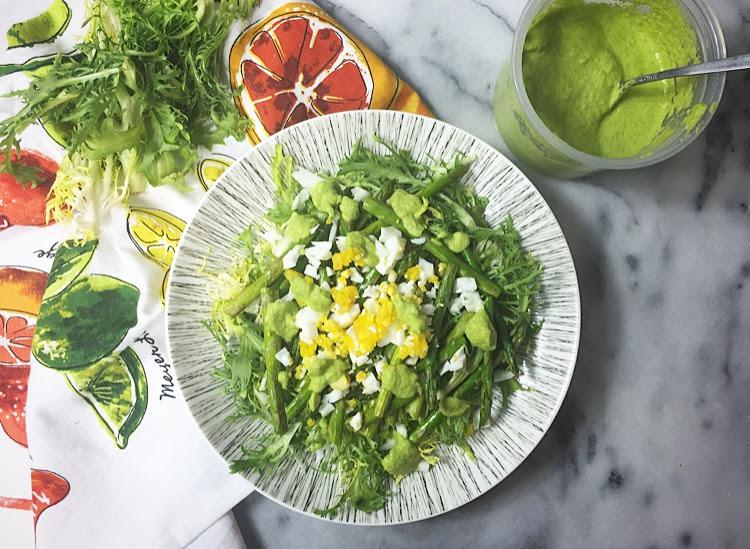Honeydew Cucumber Salad -