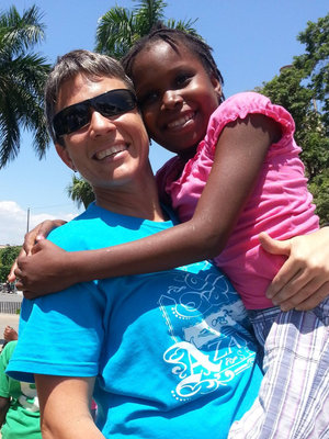 """- We are excited to announce our summer fundraising campaign: Tri ECHO! This summer, Jen Young, one of our board members and founders, is combining her love of the orphanage and her love of sports to raise money for new land to expand the home and school in Haiti. She is training to race IRONMAN COZUMEL in November and in her quest to swim, bike and run 140.6 miles she will also raise 140.6K for ECHO Haiti!""""It feels like everything I do for ECHO Haiti relates to my triathlon life and everything in my triathlon training relates to ECHO Haiti. I can't wait to see how God uses both!""""Jennifer YoungBookmark this page and come back often for more insight into Jen's journey! Plus, follow us on Instagram and Facebook for fun features and videos of her adventure."""