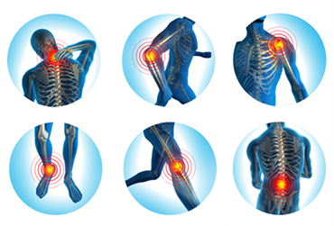 Muscle and joint pain are interlinked.