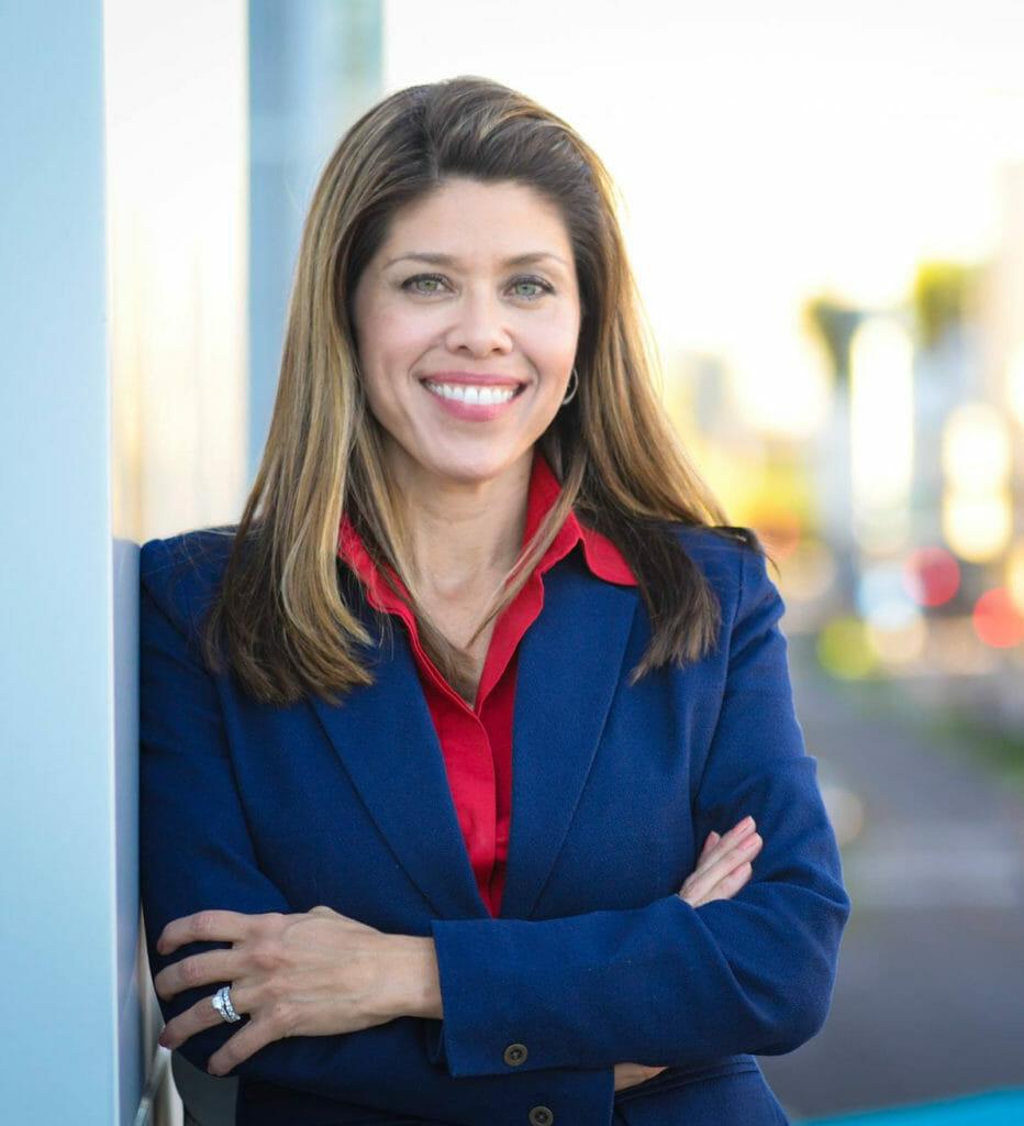 State Representative Rebecca Rios, AZ