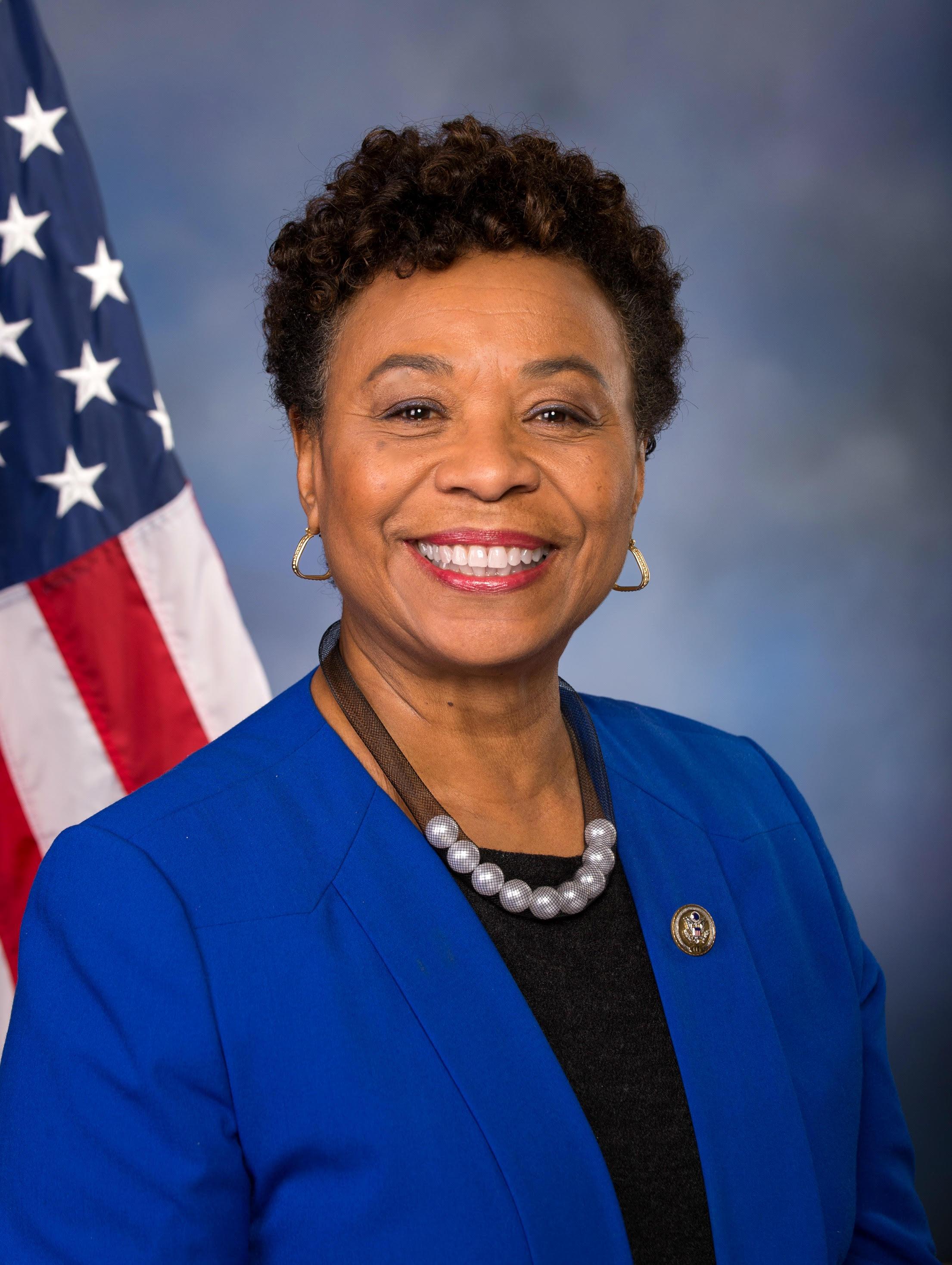 Congressmember Barbara Lee, CA