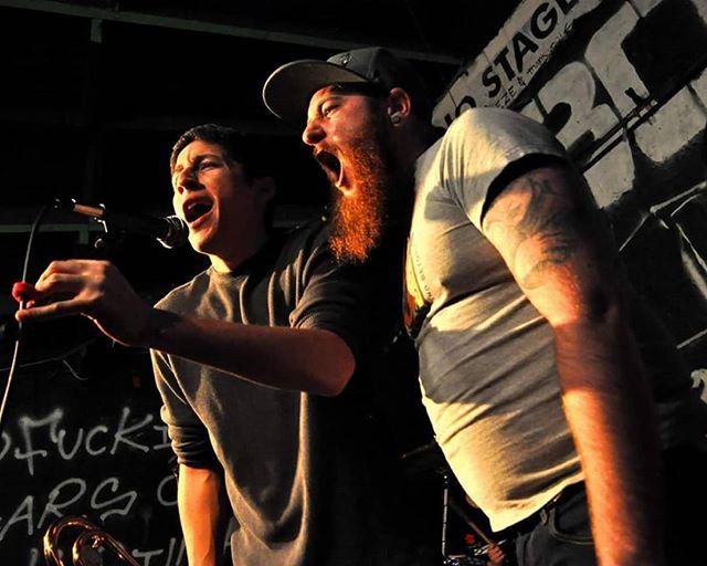 *screams in trumpet*  Photo cred: @philipgangi  #sharkpunch #sharkpunchbaby #ska #punk #music #bands #photoshoot #photography #photo #follow #followme #like #love #friends #sing #cool #awesome #bayarea #berkeley #pic