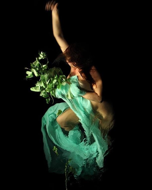 #odyssey #chistyleerogers #photography #underwater #baroque #renaissance #contemporaryart #design