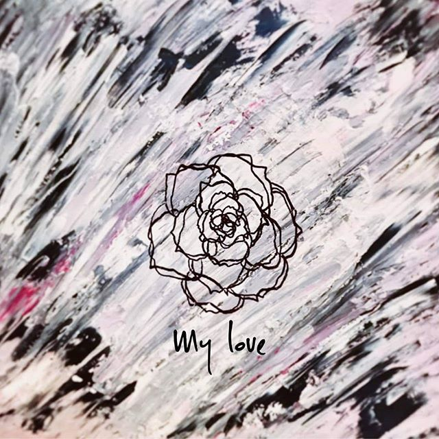 My Love 💮 is now available everywhere! Thanks to EVERY SINGLE PERSON that were a part of this project! It's fucking lit!