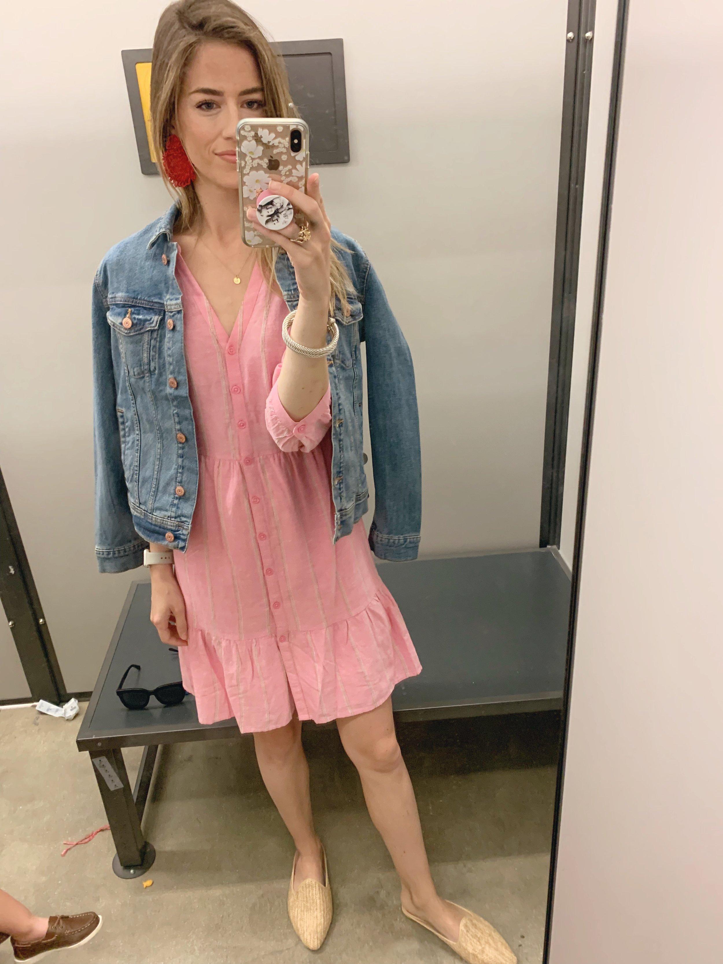 Dress  //  Jacket  //  Shoes  //  Earrings