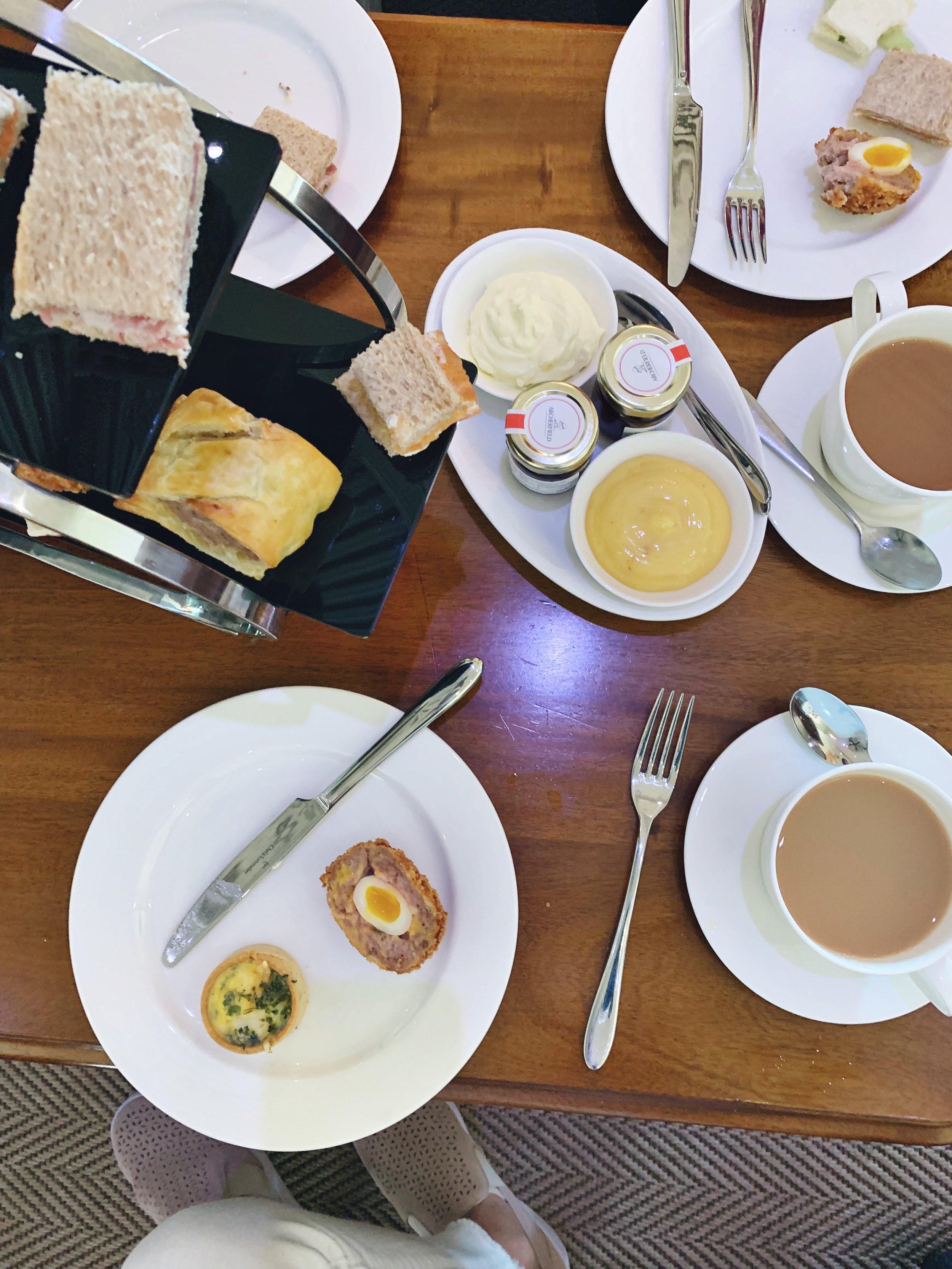 High Tea at Archerfield