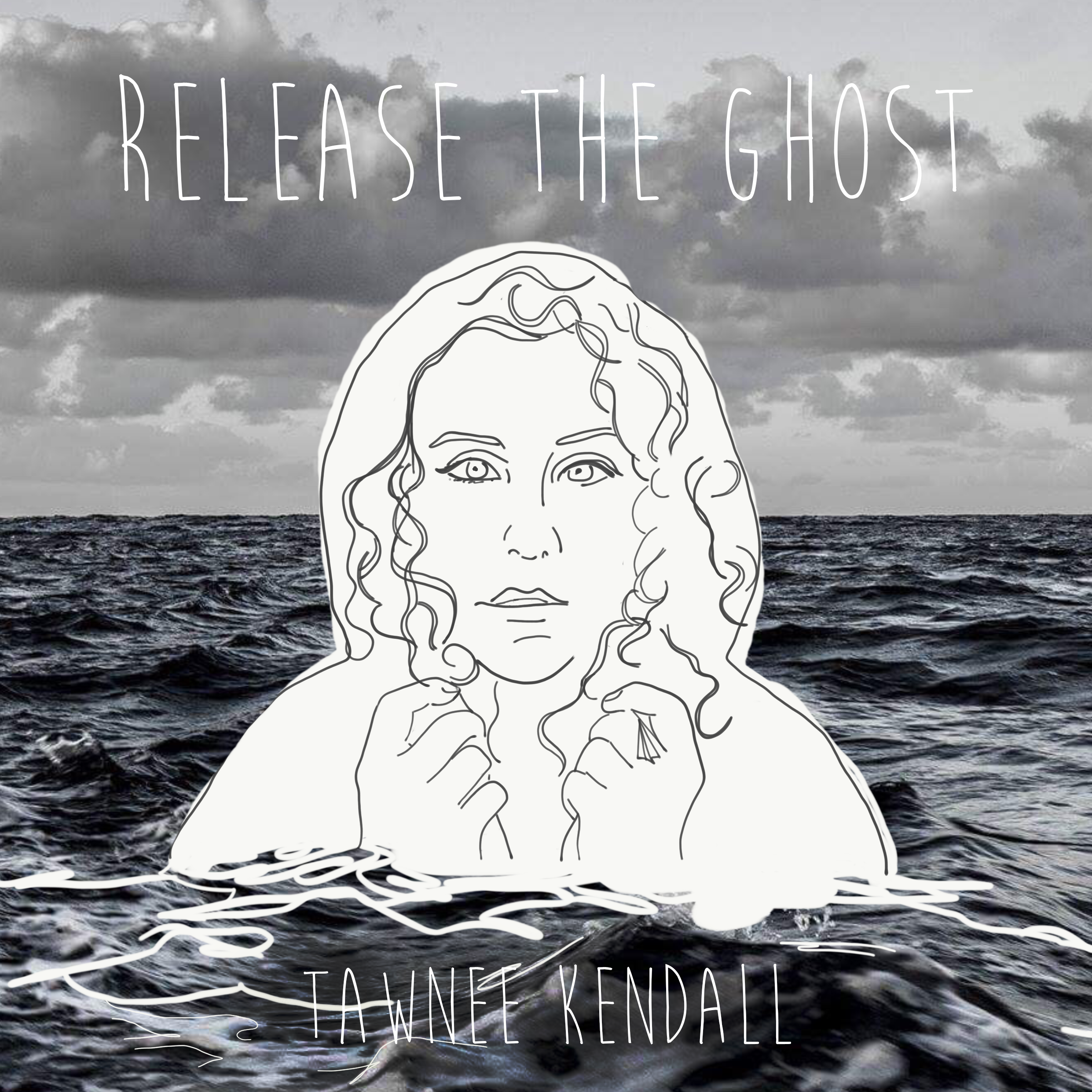 Release The Ghost, my third EP, is now available for purchase and streaming!