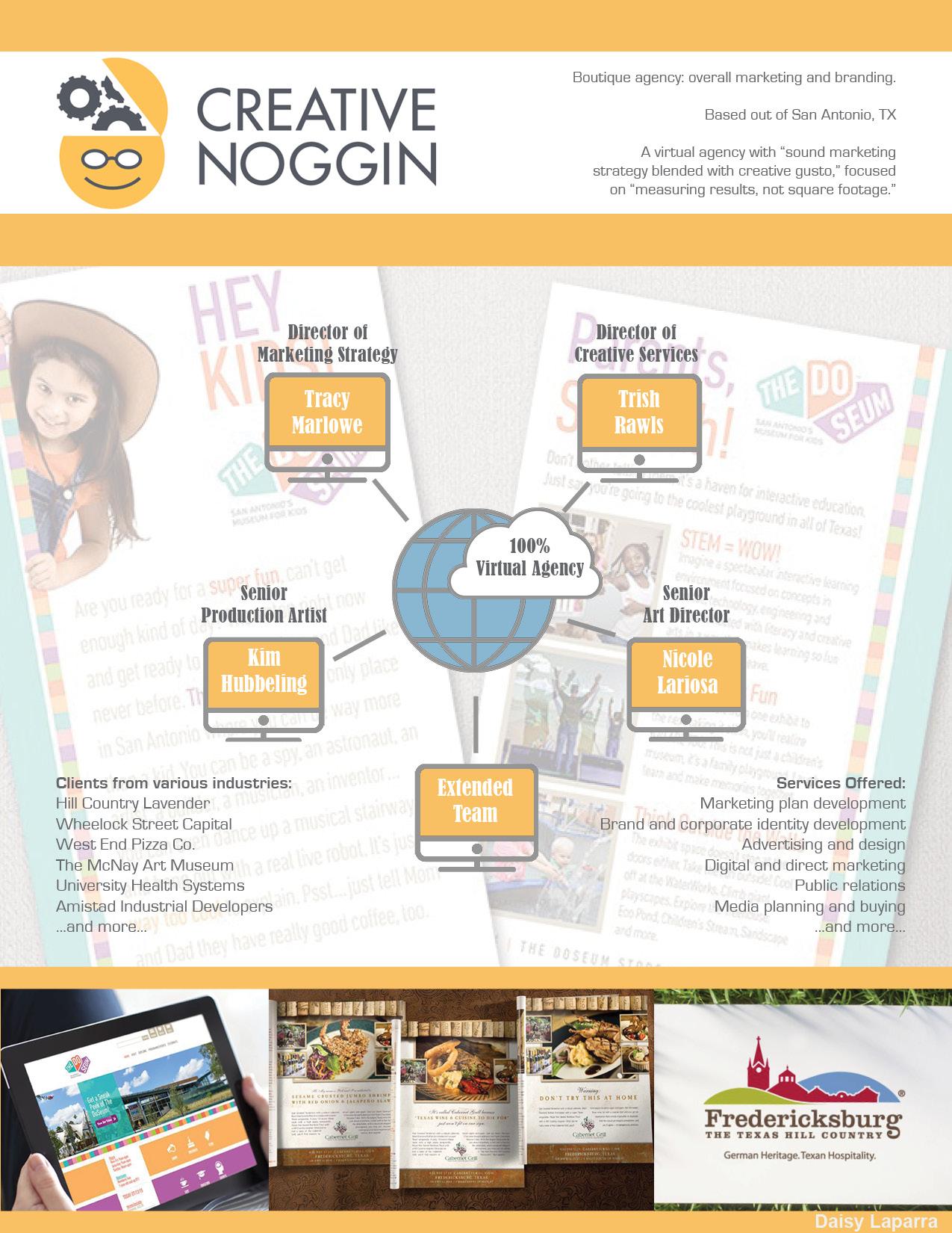 Creative Noggin Ad Agency Profile