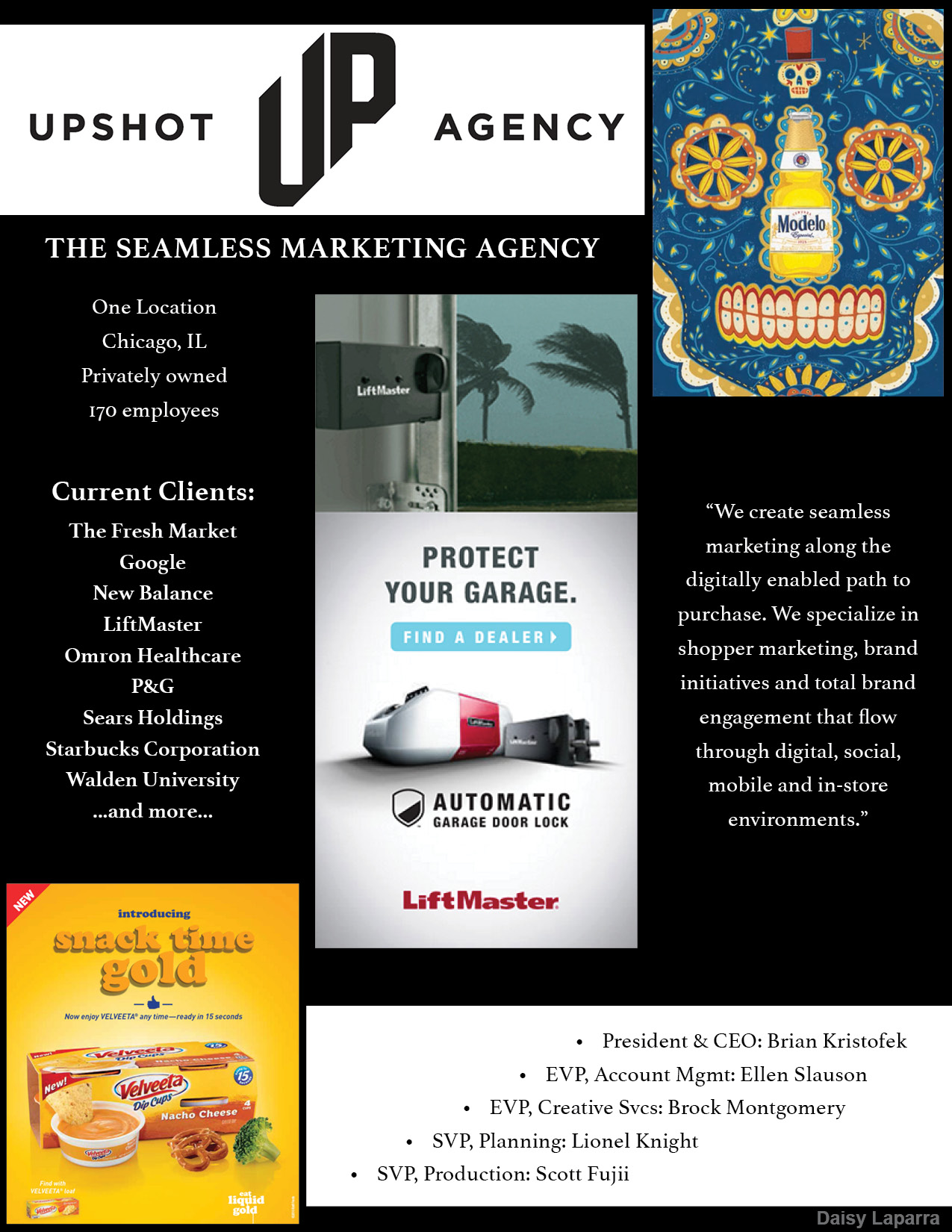 Upshot Agency Profile