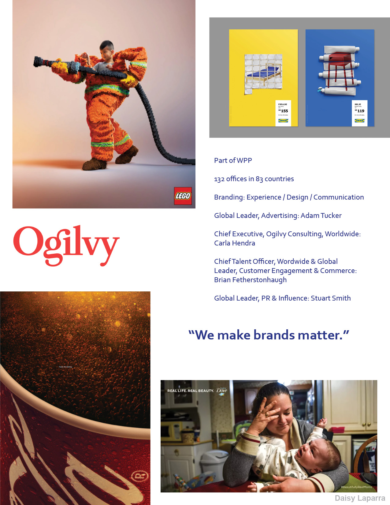 Ogilvy Ad Agency Profile