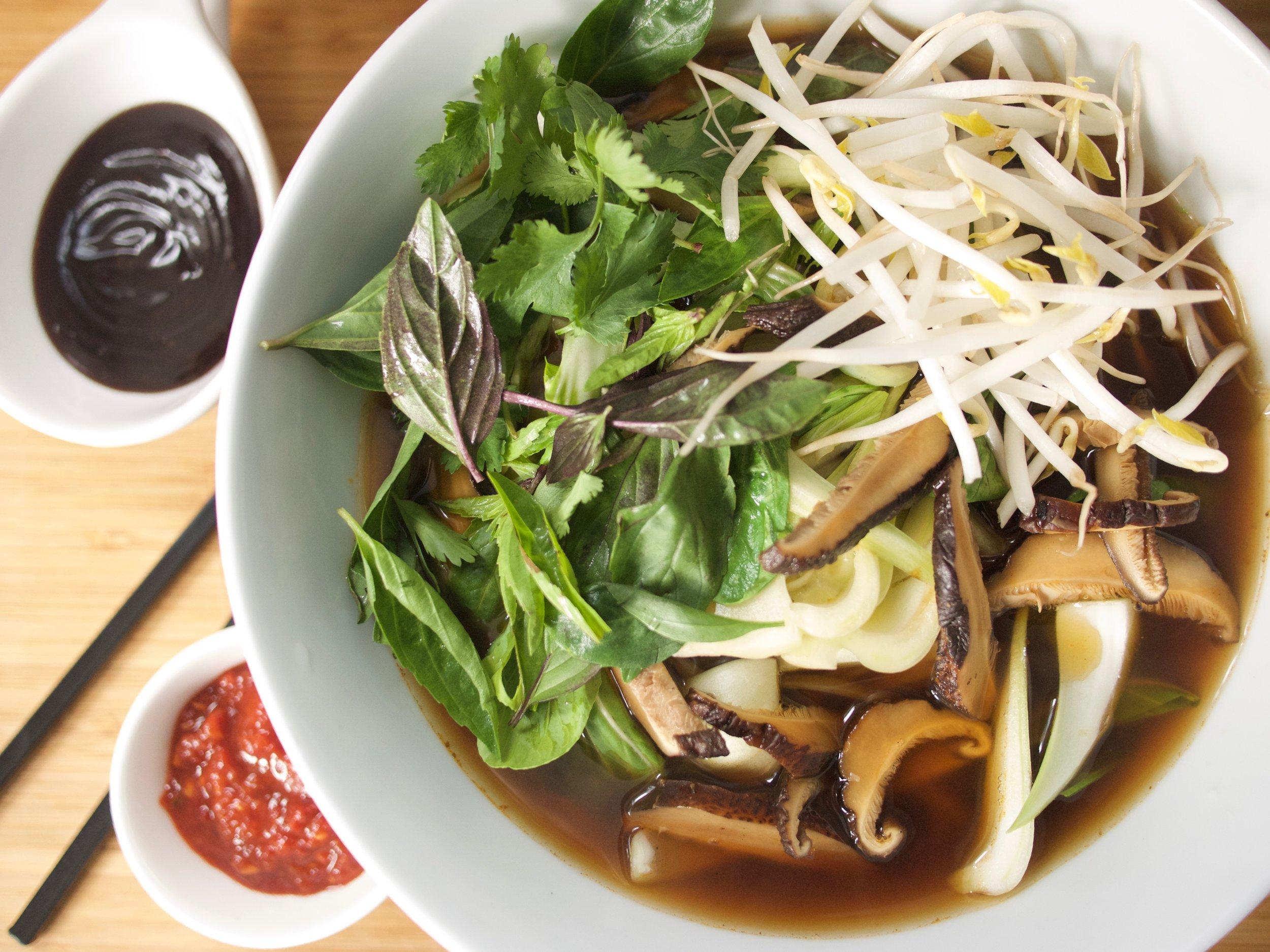 Vegetarian Pho
