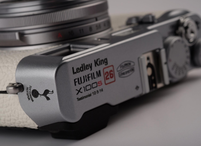 Ledley King Testimonial Camera