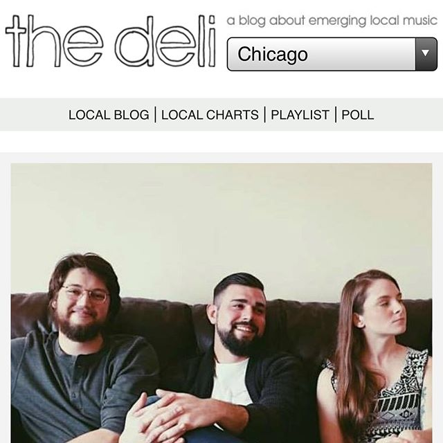 "Check us out on @thedelimag & listen to our new single ""Loving You"" ☀️ BIG announcement coming later today! 👀"