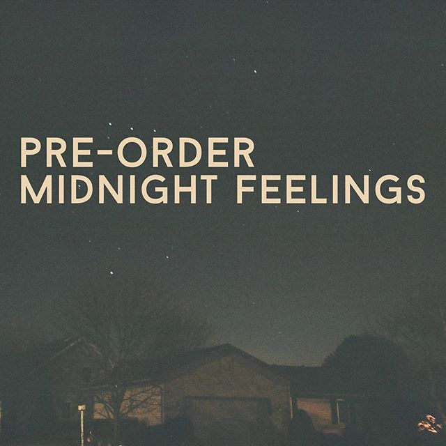 Head over to our website and pre-order your copy of Midnight Feelings before it's out 8/3, apply code MF2019 during check out and get a discount!